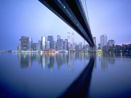 F1 : Bernie Ecclestone veut un Grand Prix de New York d'ici 2012