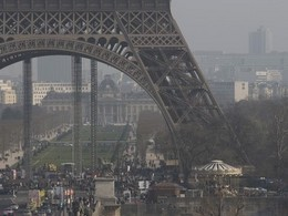 Mercredi, Paris était la capitale la plus polluée au monde