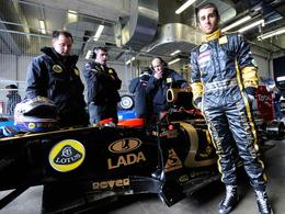 (Vidéo) Nicolas Prost en démonstration sur une F1/R30
