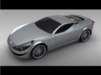 Design: hommage à l'Alpine GTA