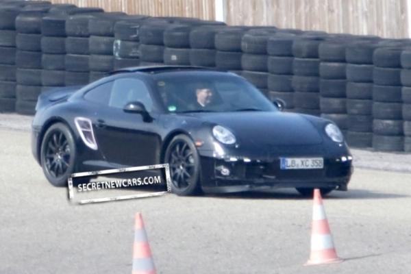 Prochaine Porsche 911 : une Targa Turbo au programme ?