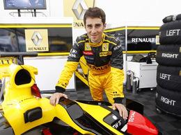 Nicolas Prost a essayé la Renault F1 R29