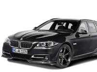 La BMW Série 5 passe entre les mains d'AC Schnitzer