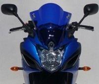 Une bulle double galbe signée Ermax pour la Yamaha XJ6 Diversion F.
