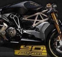 Vidéo - Ducati: le concept DraXter tente le diable