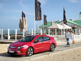 Opel partenaire de la Tournée des Plages 2012