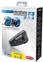 Interphone F3: pour communiquer pendant vos balades...