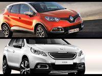 Peugeot 2008 VS Renault Captur : le match fiabilité