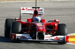 Ferrari : Alonso s'habitue à Schumi