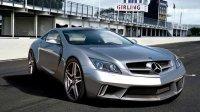 Future Mercedes SLC : comme ça ?