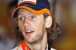 Romain Grosjean bascule en FIA GT1