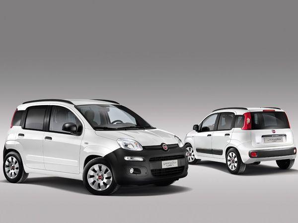 Nouveau Fiat Panda Van: l'utile à l'agréable?