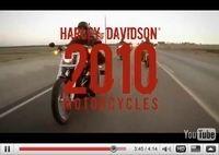 Vidéo Motos : La gamme 2010 de chez Harley-Davidson