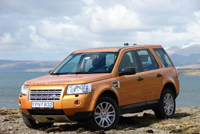 Future Land Rover Freelander 7 places