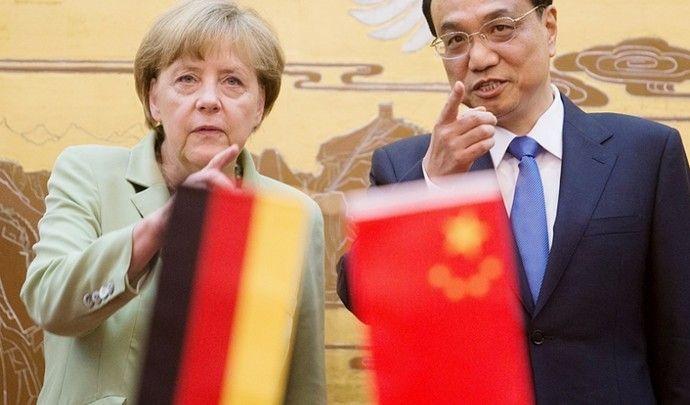 Chine et véhicules électriques: pique de tension avec l'Allemagne