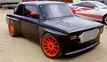 Lada 2105 tuning: Simca Rallye Dark Style
