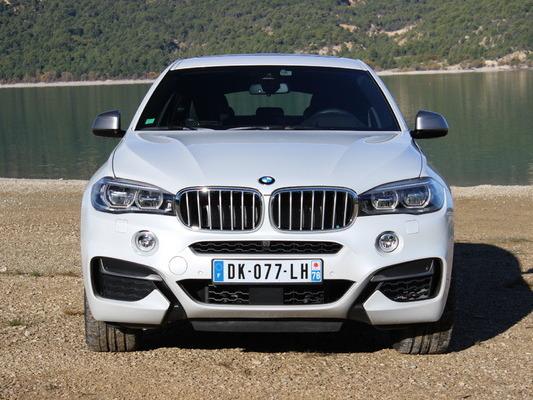 Futur BMW X7 :  à partir de 130 000 € ?