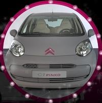Citroën C1 Pinko
