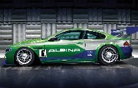 "Calendrier Alpina ""Return to racing"""