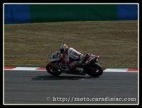 Superbike - Magny-cours D.1 : Fabrizio en patron