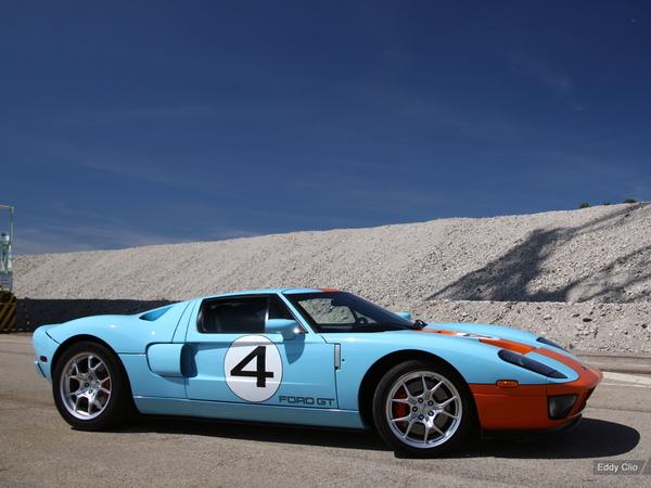 La Minute du propriétaire : Fab et sa Ford GT Heritage