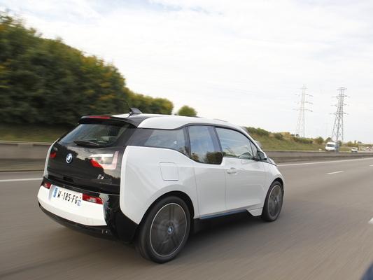 """BMW : un nouveau modèle """"i"""" d'ici 2020"""