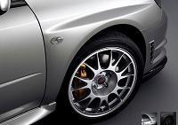 Retour sur la Subaru Impreza S204