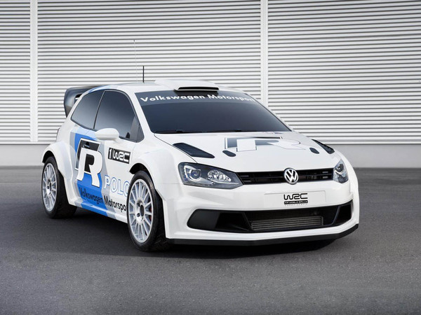 Une Volkswagen Polo R dans les cartons