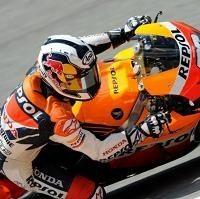 Moto GP - Allemagne D.1: Pedrosa mène et Rossi à l'aspi de Lorenzo