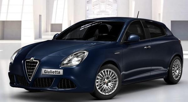 Configurez votre Alfa Romeo Giulietta