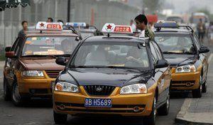 Chine: des véhicules électriques à la place des taxis à essence