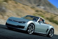 Futur Volkswagen Roadster: pas avant 2012 [+ 1 vidéo]
