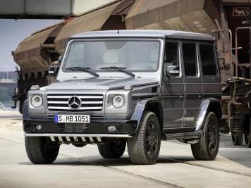 Bientôt un Mercedes G65AMG de plus de 600 ch?