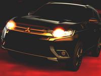 Mitsubishi : instant teaser pour l'Outlander restylé