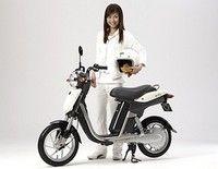 Yamaha EC-03 : le scooter vert fait son entrée [+vidéo]