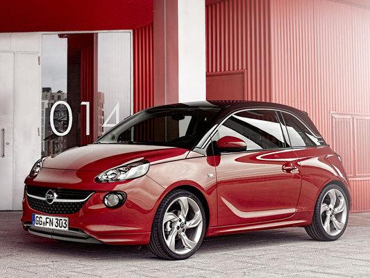 [vidéos] L'Opel Adam fait sa promo
