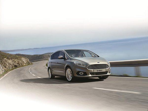 Ford veut vous faire éviter les excès de vitesse avec le nouveau S-Max