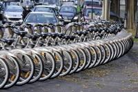 Petit coup de pompe pour le Vélib' ?