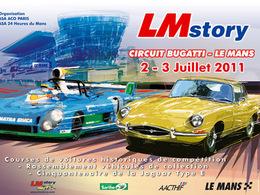 LM Story les 2 et 3 juillet au Mans