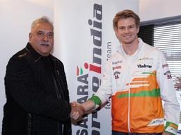 F1 - Confirmé : Nico Hulkenberg chez Force India