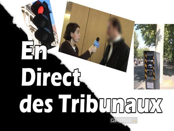 Vidéo - Feu rouge : quand des témoignages sont jugés irrecevables...