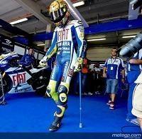 Moto GP - Allemagne D.1: Rossi, c'est monstrueux !