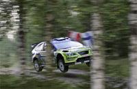 WRC Finlande: Gronholm trop Ford
