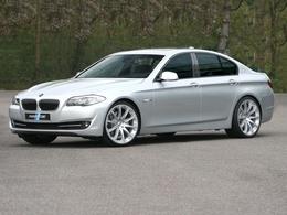 BMW Serie 5 F10, Hartge s'énerve déjà