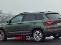 Surprise : le Skoda Yeti sort de l'ombre