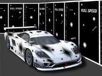 LMS/GT1: Le Full Speed Racing avec une Saleen