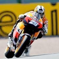 Moto GP - Allemagne D.1: Pedrosa déjà devant
