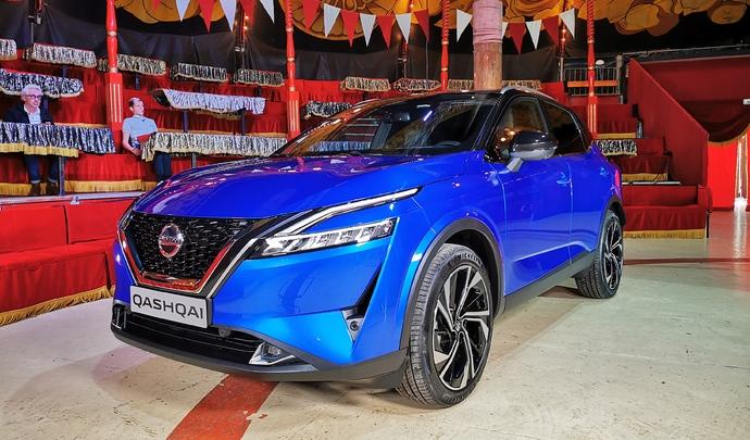 Nissan Qashqai e-Power : pionnier réinventé - Salon Caradisiac Electrique/hybride 2021