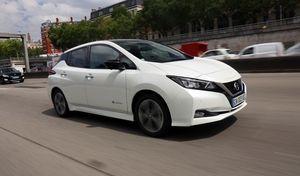 La valeur résiduelle des voitures électriques diminue de plus en plus
