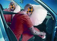 Les airbags augmenteraient les risques de blessures aux jambes